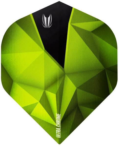 TARGET VISION ULTRA 100 - Flight - 3 Stück - Shard Emerald