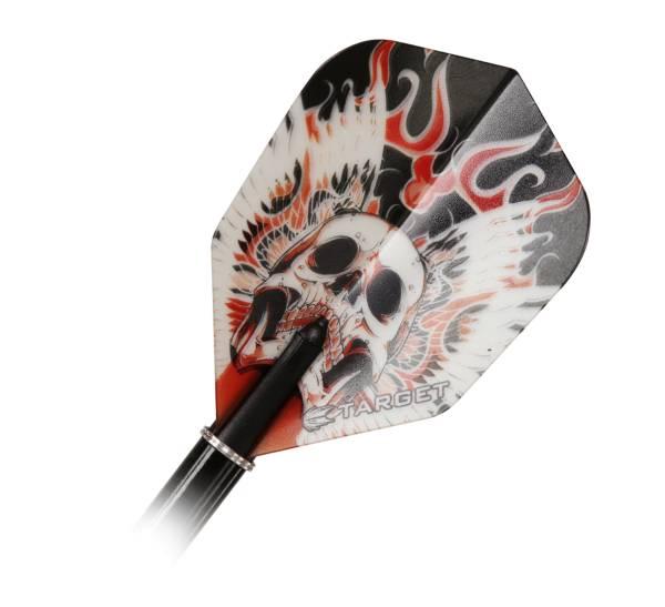TARGET VISION PRO 100 - Flight - 3 Stück - Red Skull