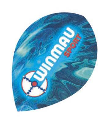 WINMAU - Flight - PEAR POLY - 3 Stück