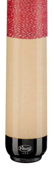 VIKING A229 Red/White - Billard Queue - Handmade in USA