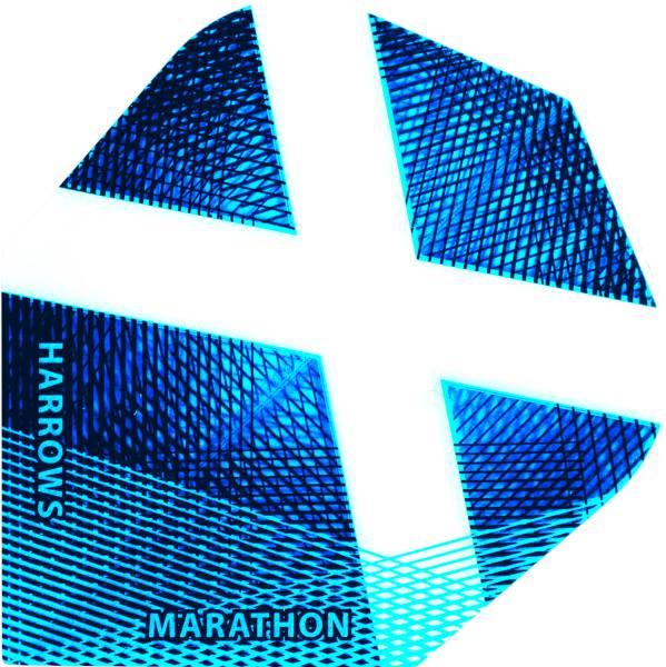 HARROWS MARATHON 100 - Flight - 3 Stück