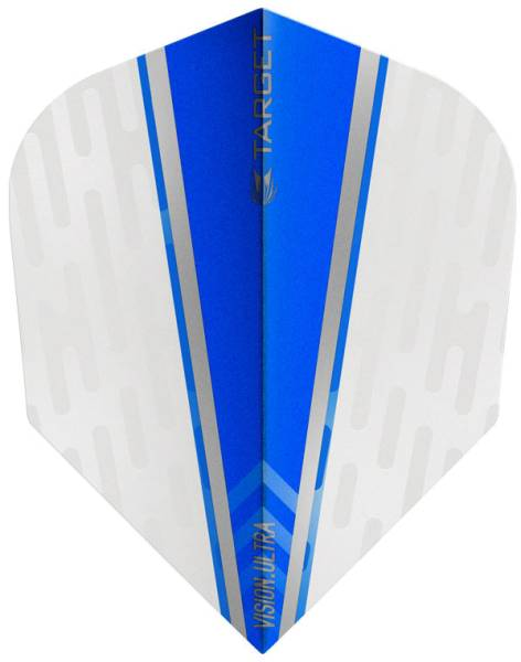 TARGET VISION ULTRA 100 - Flight - 3 Stück - Zoom Blue