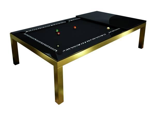 Fusiontable - GOLD - 24 K vergoldet