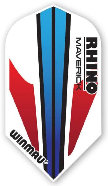 WINMAU - Flight - RHINO SLIM - 3 Stück - Extra stark!