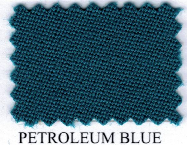 SIMONIS 760 - Petroleum Blue - Tuchbreite: 195 cm - Billardtuch