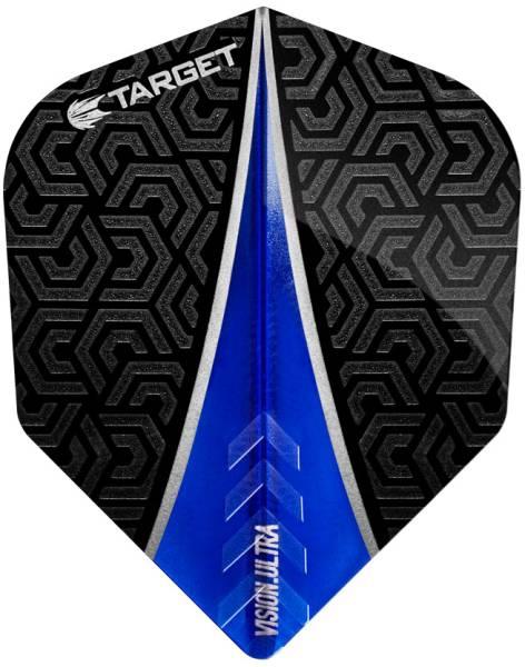 TARGET VISION ULTRA 100 - Flight - 3 Stück - Blue