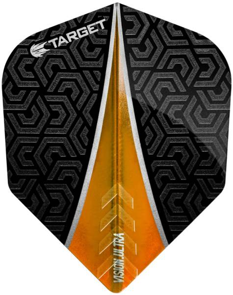 TARGET VISION ULTRA 100 - Flight - 3 Stück - Orange