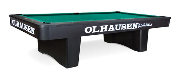 OLHAUSEN CHAMPION PRO II - Billardtisch - Tournament Series
