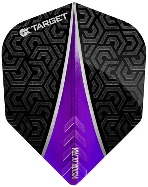 TARGET VISION ULTRA 100 - Flight - 3 Stück - Purple