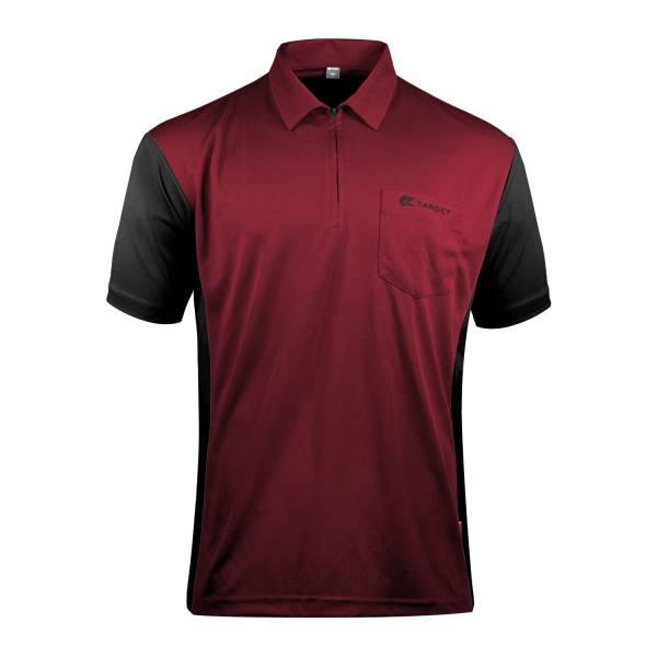 Target Coolplay 3 - Ruby Red & Black - Dart Shirt